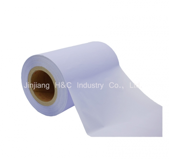 PE film for sanitary napkin packing