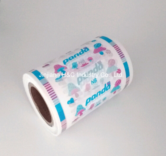 Disposable breathable PE film