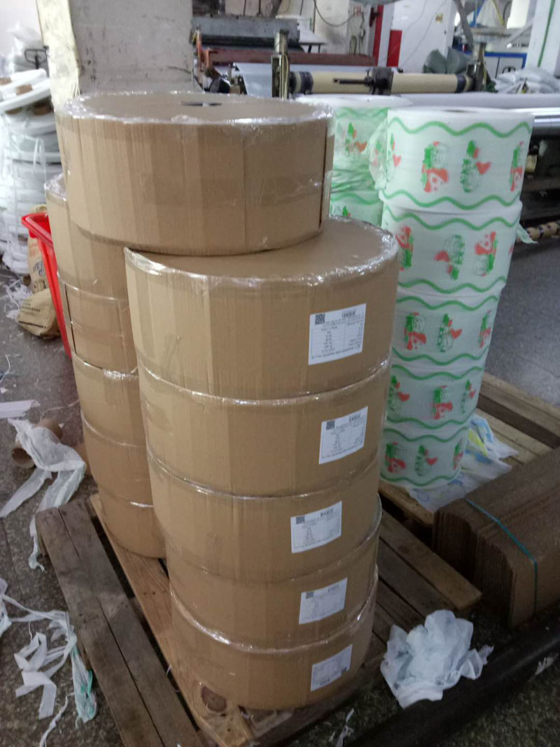 Amazing factory - manufacturing for raw material of diaper and sanitary napkin